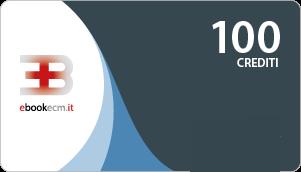 RICARICA 100 crediti per Carta ECM