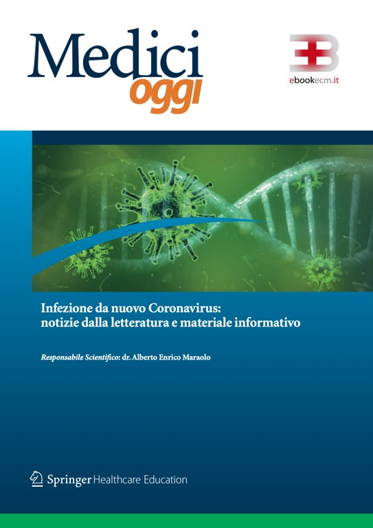 Infezione da nuovo Coronavirus: notizie dalla letteratura e materiale informativo (aggiornato al 15/07/2020)